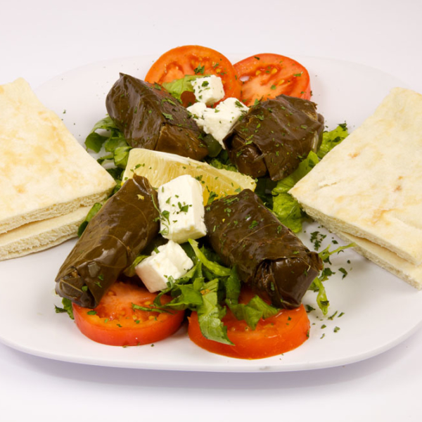 Dolma (Grape Leaves)