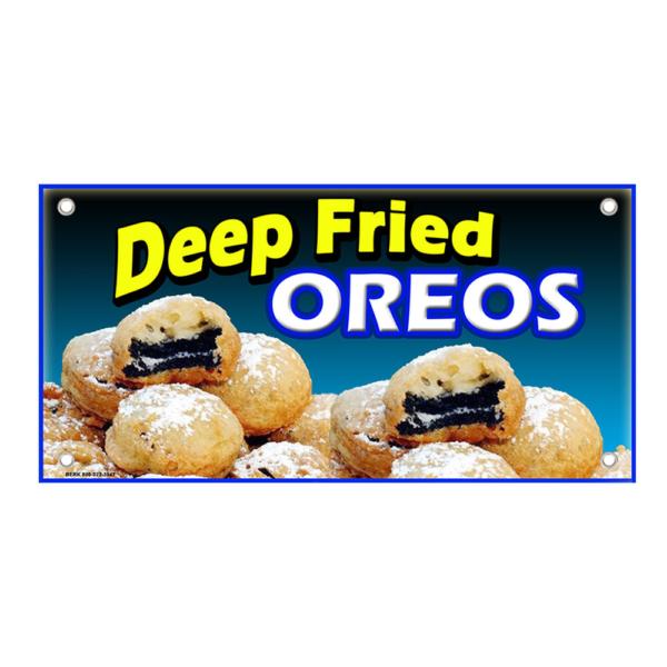DEEP FRIED OREOS (4PC)