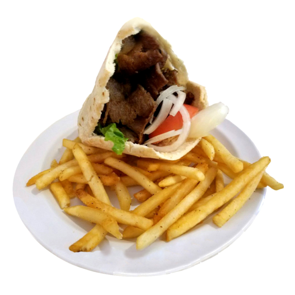 Bosphorus Gyro Sandwich