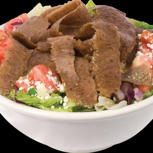 Beef & Lamb Gyro Salad